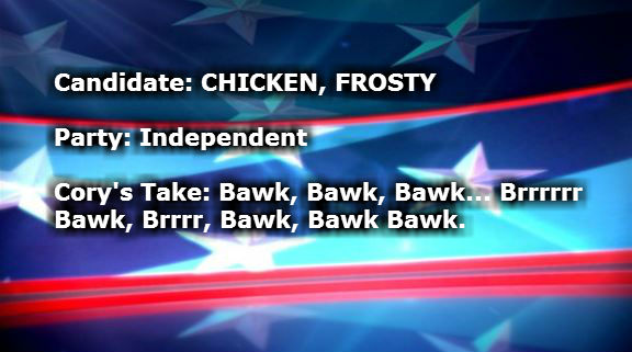 CHICKEN FROSTY