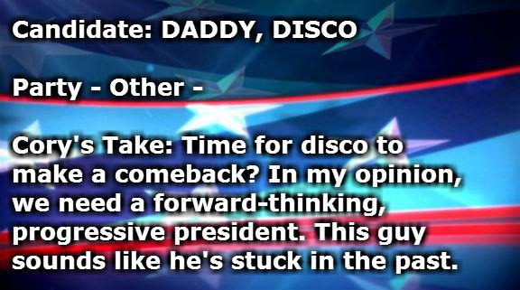 DADDY DISCO