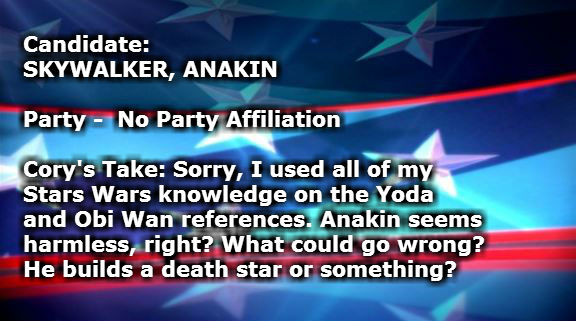 SKYWALKER ANAKIN
